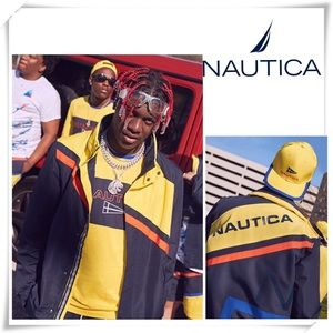 Nautica X LIL Yachty Urban outfitter Hoodie Jacket